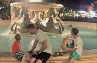 Семья с детьми отель Calypso (Rimini)
